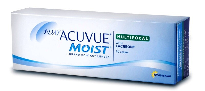 Acuvue moist contact lenses for superior choice of daily disposable contact lensesblock out 95% of the uv rays you