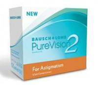 Контактные линзы PureVision 2HD 6шт - купить по