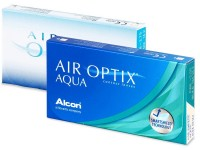 Air Optix Aqua 6 шт.