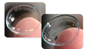 Что значит контактные линзы